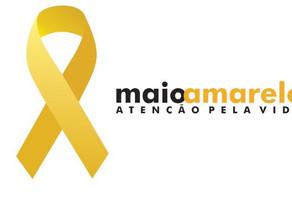 Operação Lei Seca de Pernambuco participa do movimento Maio Amarelo