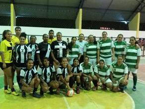 Portuguesa da Lage vence 3ª rodada do Campeonato de Futsal Feminino e está na final