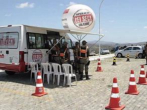 Operação Lei Seca vai ser intensificada nas estradas de PE durante o feriadão