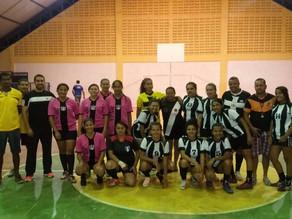 Jericó vence mais uma vez na 2ª Rodada do Campeonato de Futsal Feminino