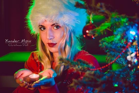 2019 - Christmas Doll