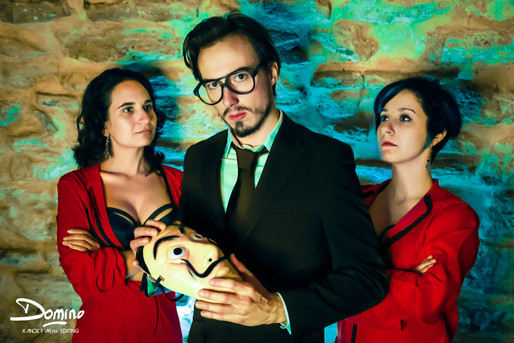 2019 - El Professor Xander