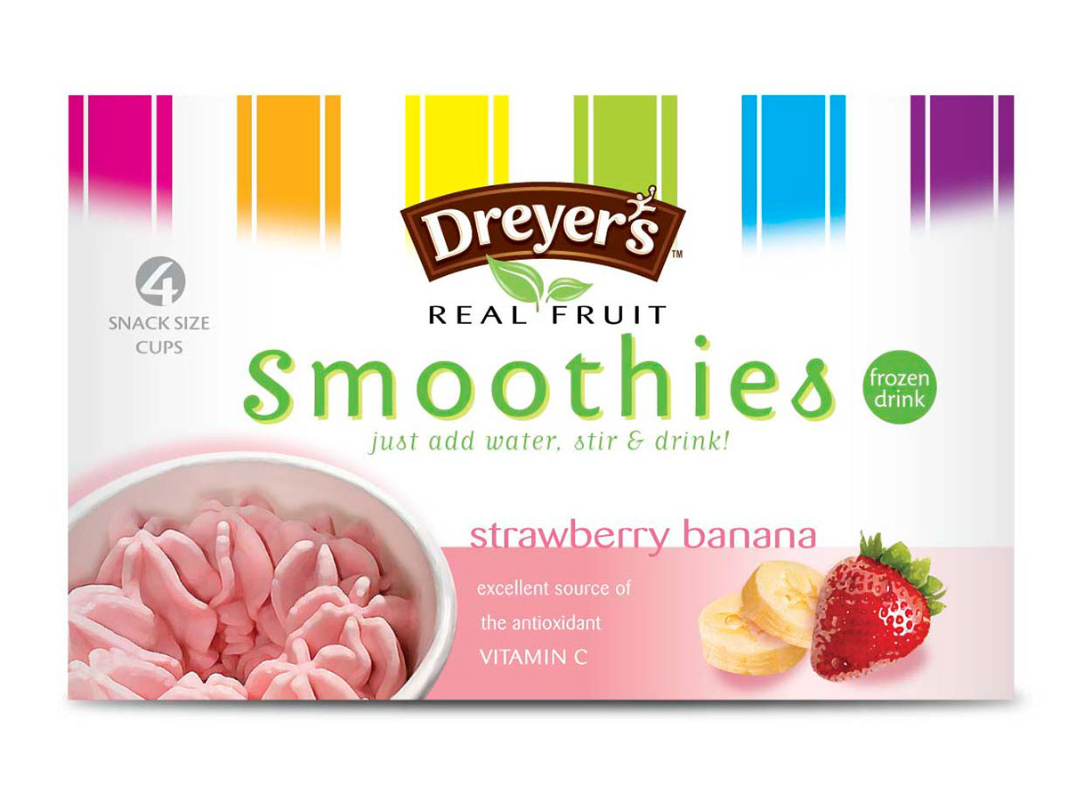 Dreyer's Smoothies