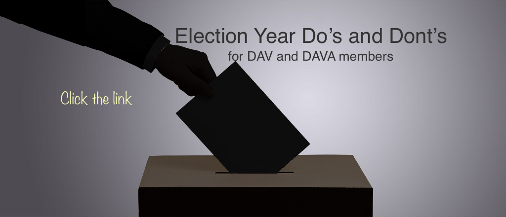election year banner
