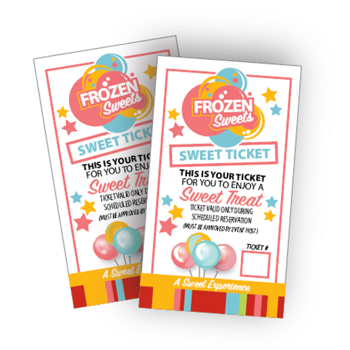 FREE DOWNLOAD - Printable Tickets