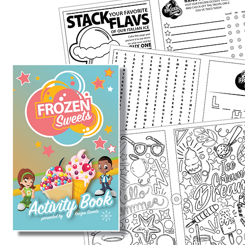 FS Activity Books (8 pk)