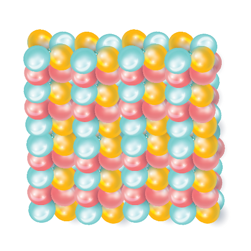 BALLOON WALL (Latex Only)