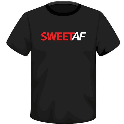SWEET AF T-shirt