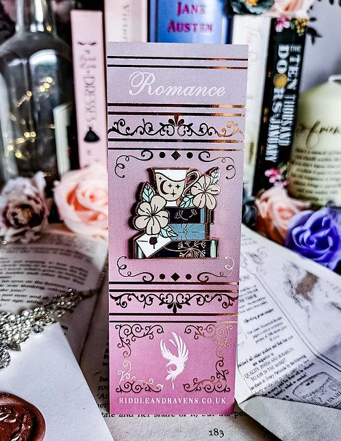 The Romance Set - Pin & Bookmark