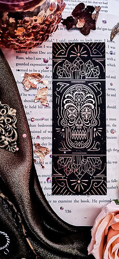 Calavera Bookmark