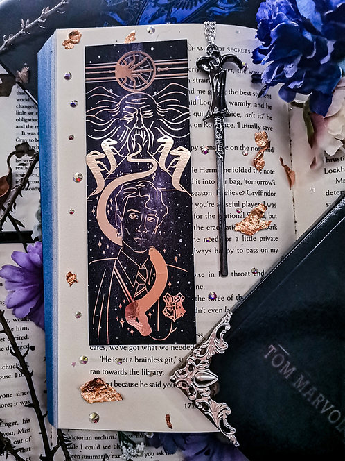 Riddles Secrets bookmark