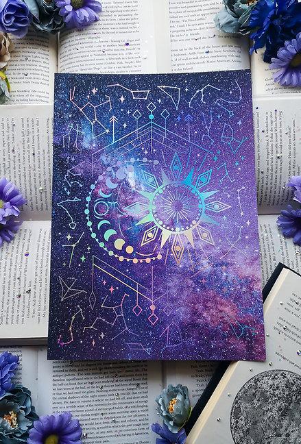 Cosmic Dreams print