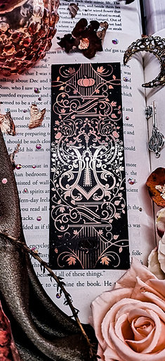 Secret Vines Bookmark