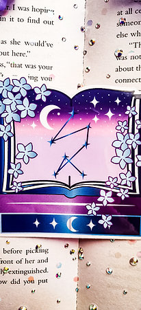 Timeless Pages Sticker