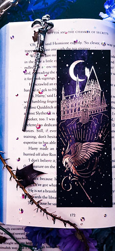 Lumos Nox Bookmark