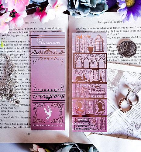 Shelfie Bookmark - Romance