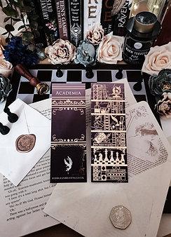 Shelfie Bookmark - Academia