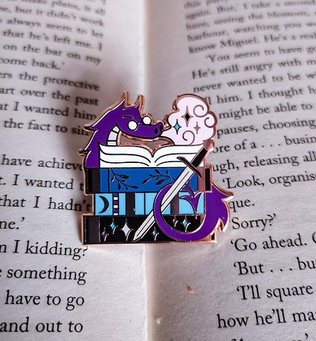 Bookstack Pin - Fantasy