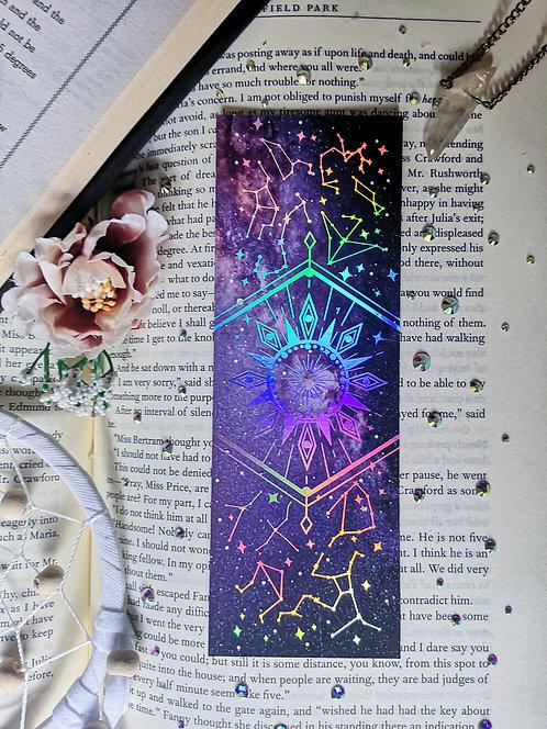 Summer Night Sky Bookmark