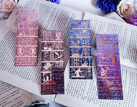Shelfie bookmarks - Full set