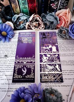 Shelfie Bookmark - Fantasy