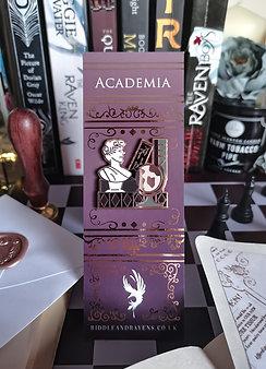 The Academia Set - Pin & Bookmark