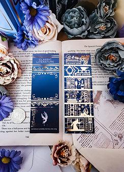 Shelfie Bookmark - Classic Literature