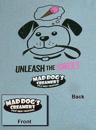 Maddog's Blue Unleash T-Shirt