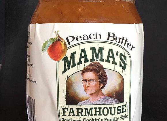 Mama's Peach Butter