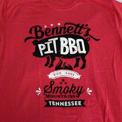 Bennett's Red T-shirt