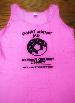 Maddog's Donut Tank Top