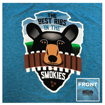 Bennett's Smoky Bear T-Shirt