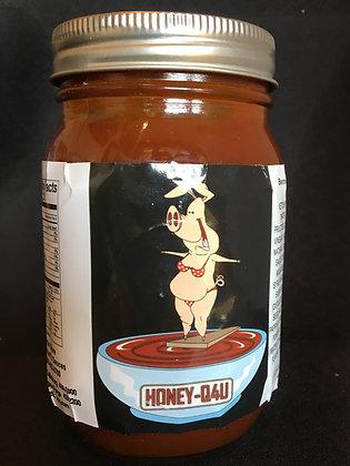 Bennett's HoneyQ4U Sauce Jar