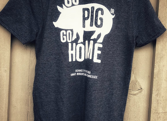 Bennett's Go Pig T-Shirt