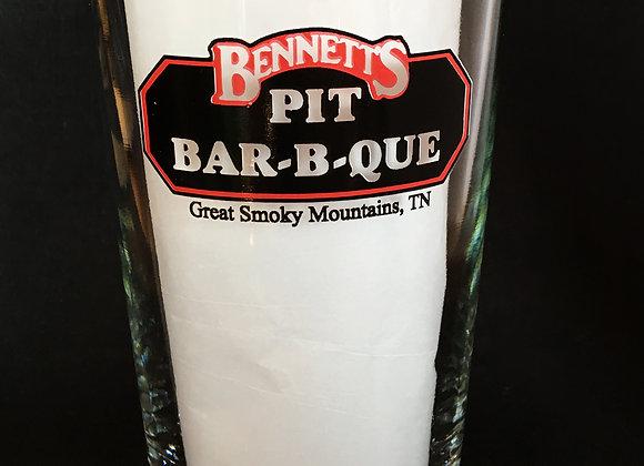 Bennett's Beer Glass