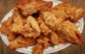 fried chicken, Mama's Farmhouse, Pigeon Forge