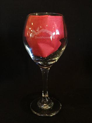 Alamo Wine Glass