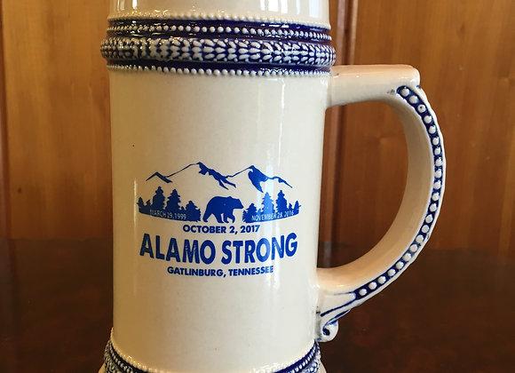 Alamo Beer Stein