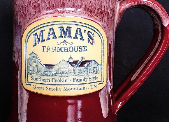 Mama's Pottery Mug