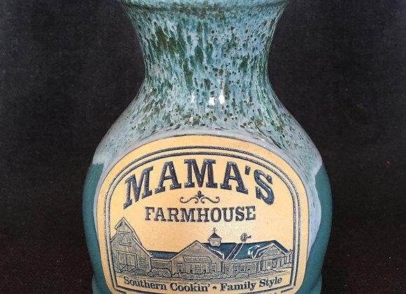 Mama's Pottery Vases