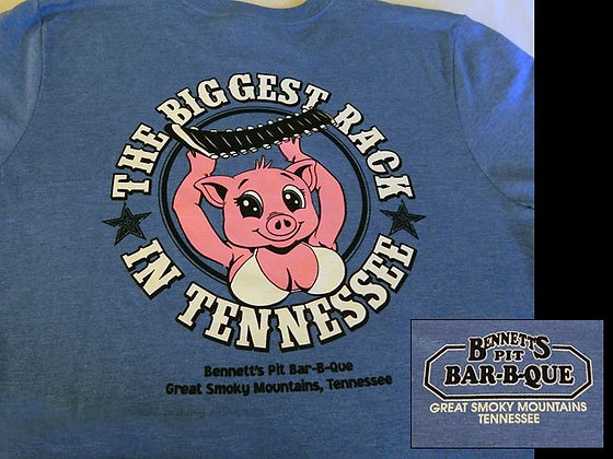 Bennett's Biggest Rack T-Shirt