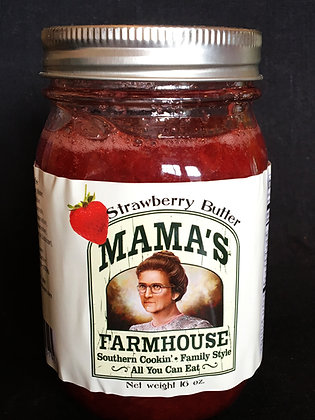 Mama's Strawberry Butter