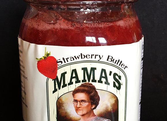 Mama's Strawberry Butter
