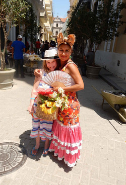 Laine in Havana