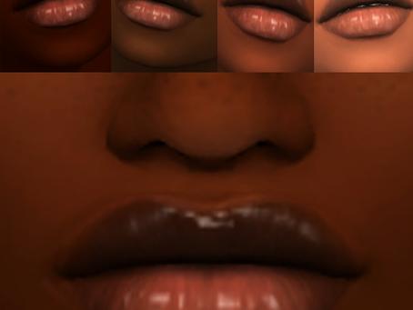 Clear Lip Gloss XxBlacksims