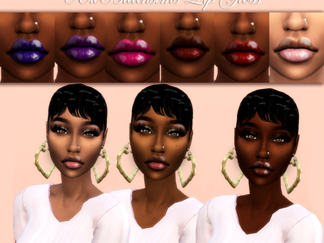 XxBlacksims Lip Gloss