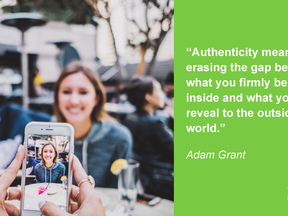 """How to Avoid """"Fake Authenticity"""" and Tell the Truth in Marketing."""