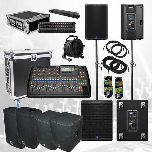X32 PA Kit