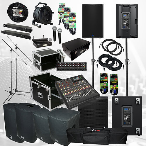 X32 Producer Essentials Kit