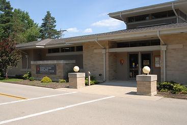 Huffman Prairie Flying Field Interpretive Center
